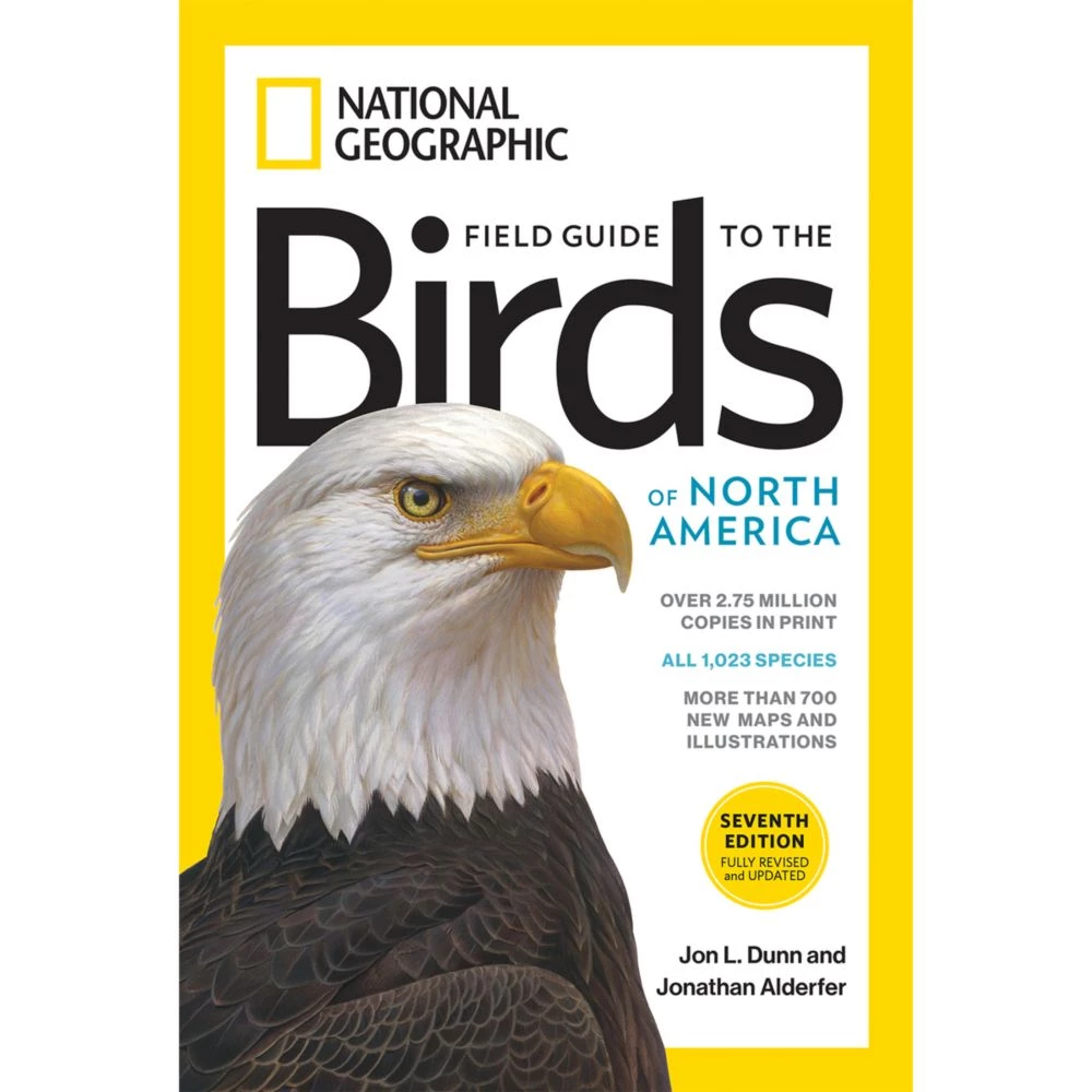 3 Recommended Birding Field Guides You Should Have For Your Next Trip