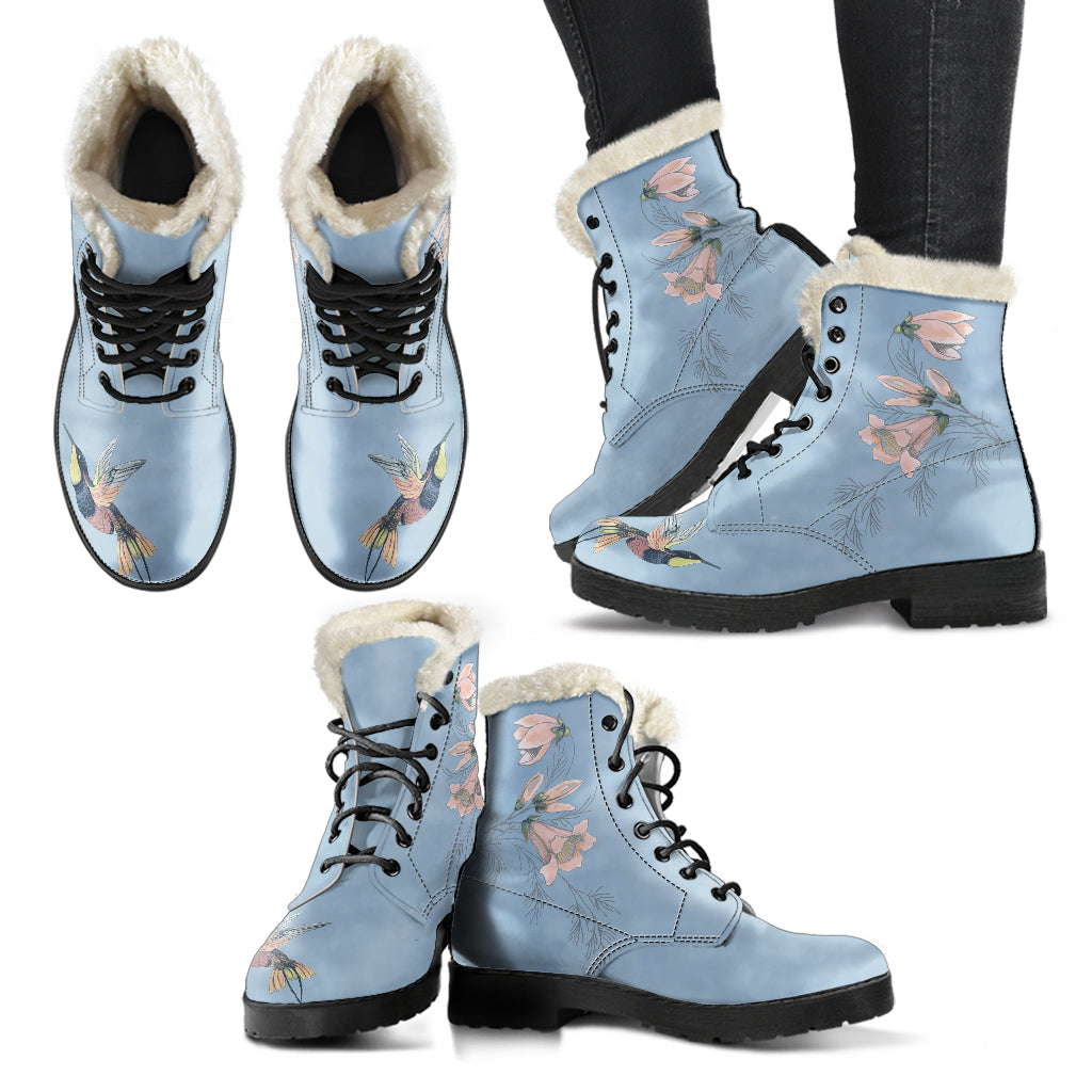hummingbird women boots