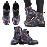 bird watcher women's parrots boots