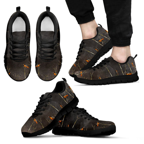 oriole black men's sneakers shoes online