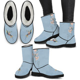 hummingbird bird boots for sale