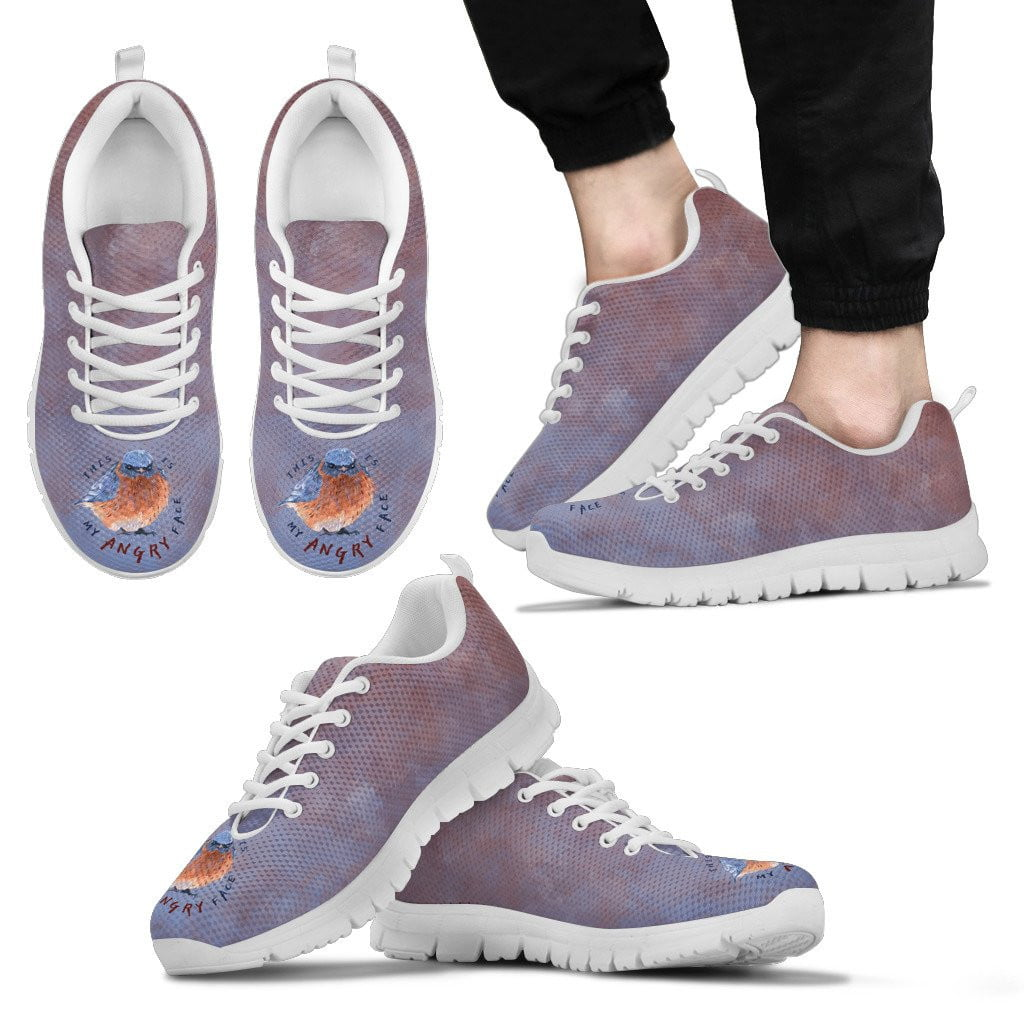 bird men's sneakers fashion