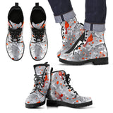 red cardinal men's boots casual