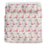 pink flamingo bedding sets