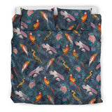 parrot bedding sets