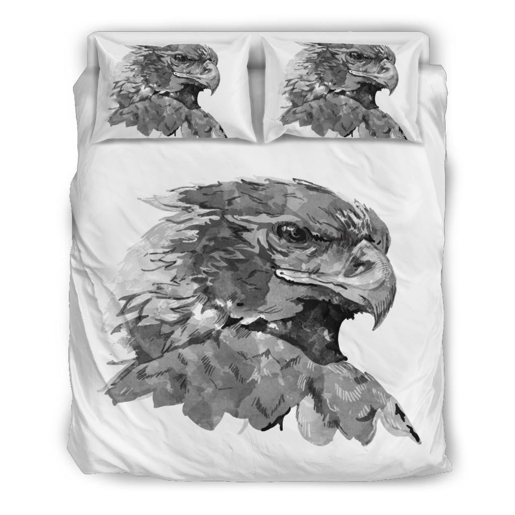 """Sexy Bald Eeagle"" Bedding Set"
