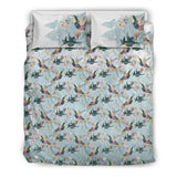 """Free Spirit Hummingbird"" Bedding Set"