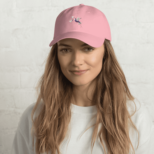 hummingbird embroidered hats online