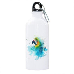 """RIO Blue Macaw"" Parrot Water Bottle"