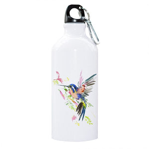 """Free Spirit"" Hummingbird Water Bottle"
