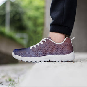 men's purple sneakers