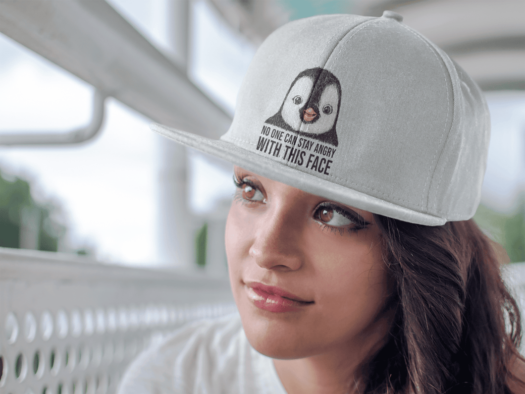 penguin dad hat