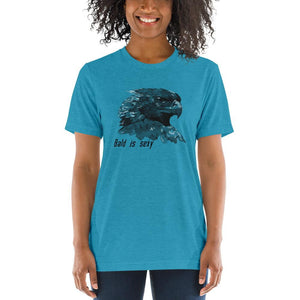eagle t shirt logo