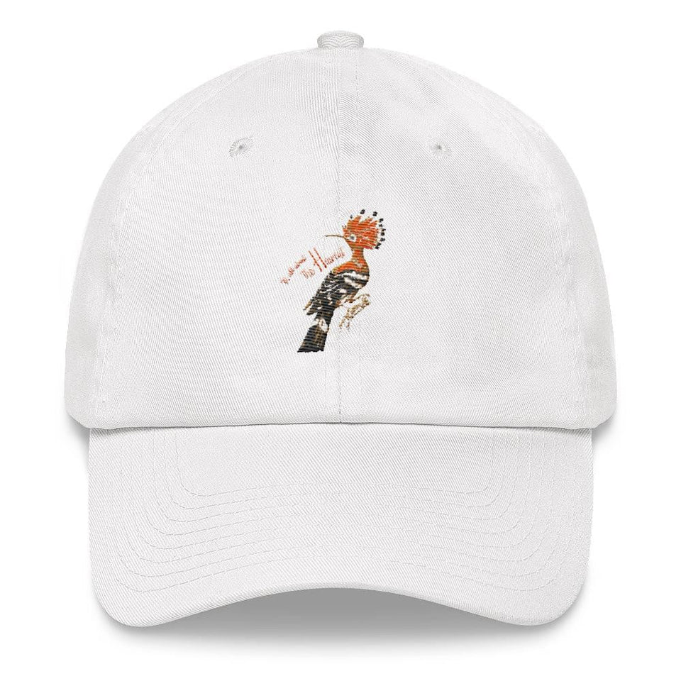 "Hoopoe ""It's All About The Haircut"" Dad Hat"