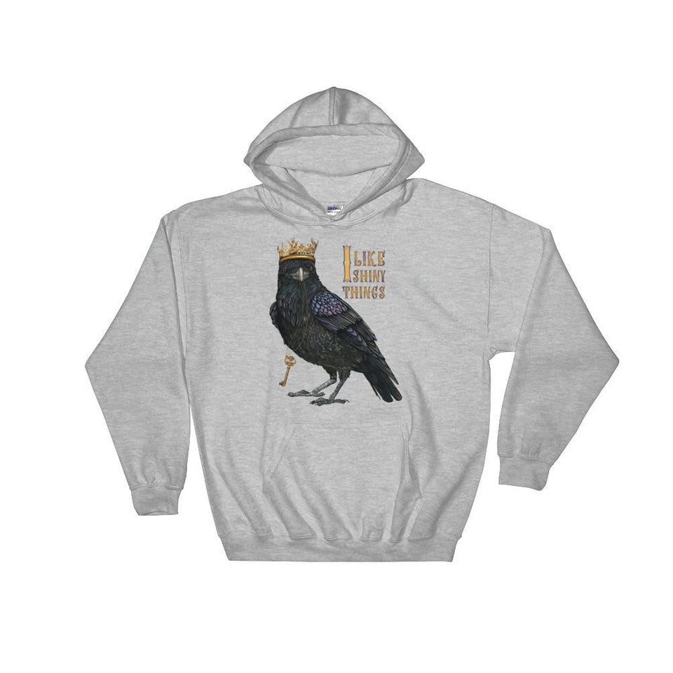 the crow sweatshirt