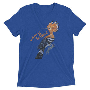 women's t shirt funny bird design