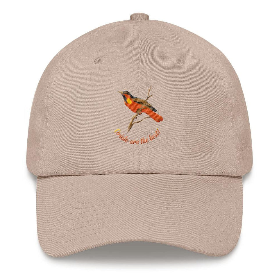 bird watching hat