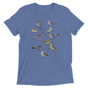 shirt with bird