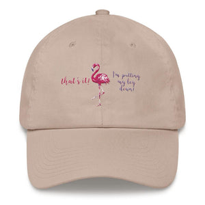 women's dad hat