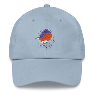 dad hat bird design