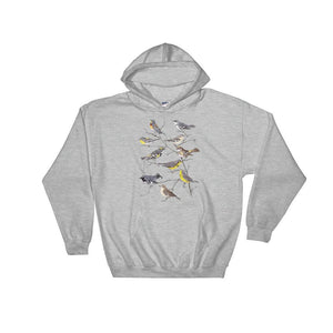 grey women's sweatshirts plus size