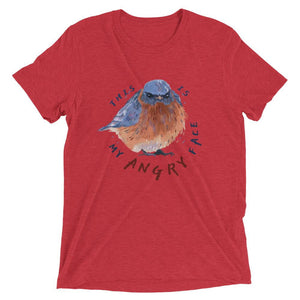 bird t shirt mens