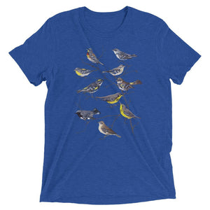 men's bird print t shirt