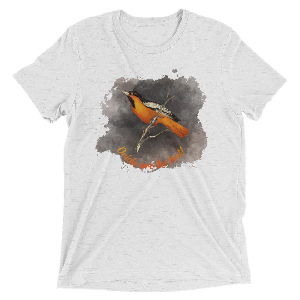 orioles white t shirt women's
