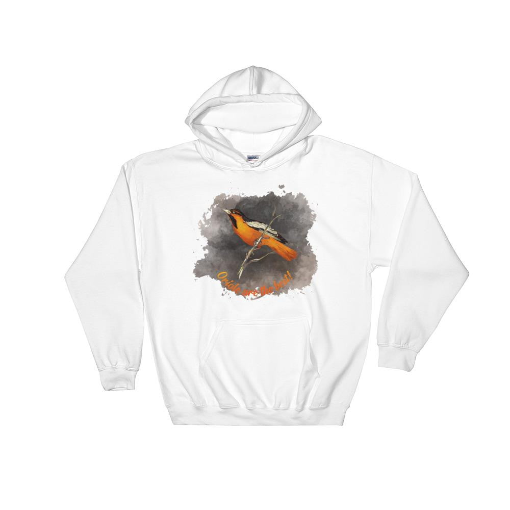 """Orioles Are The Best""  Women's hoodie"
