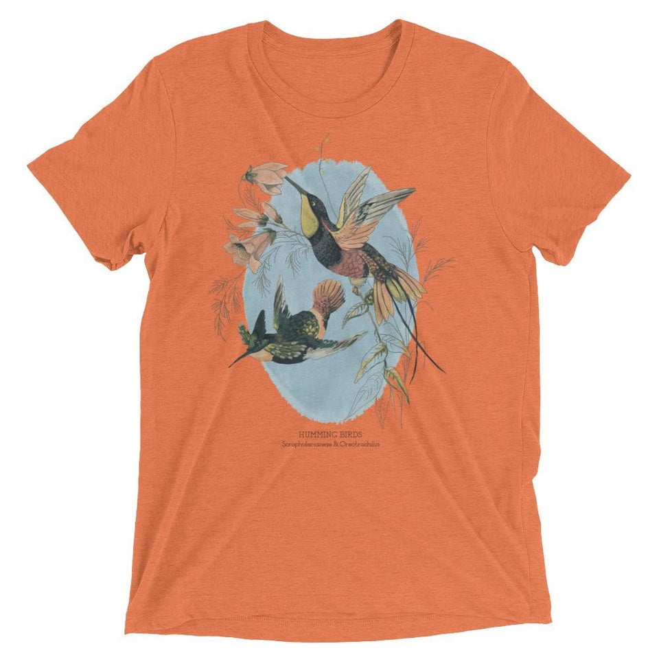 women's hummingbird t-shirt