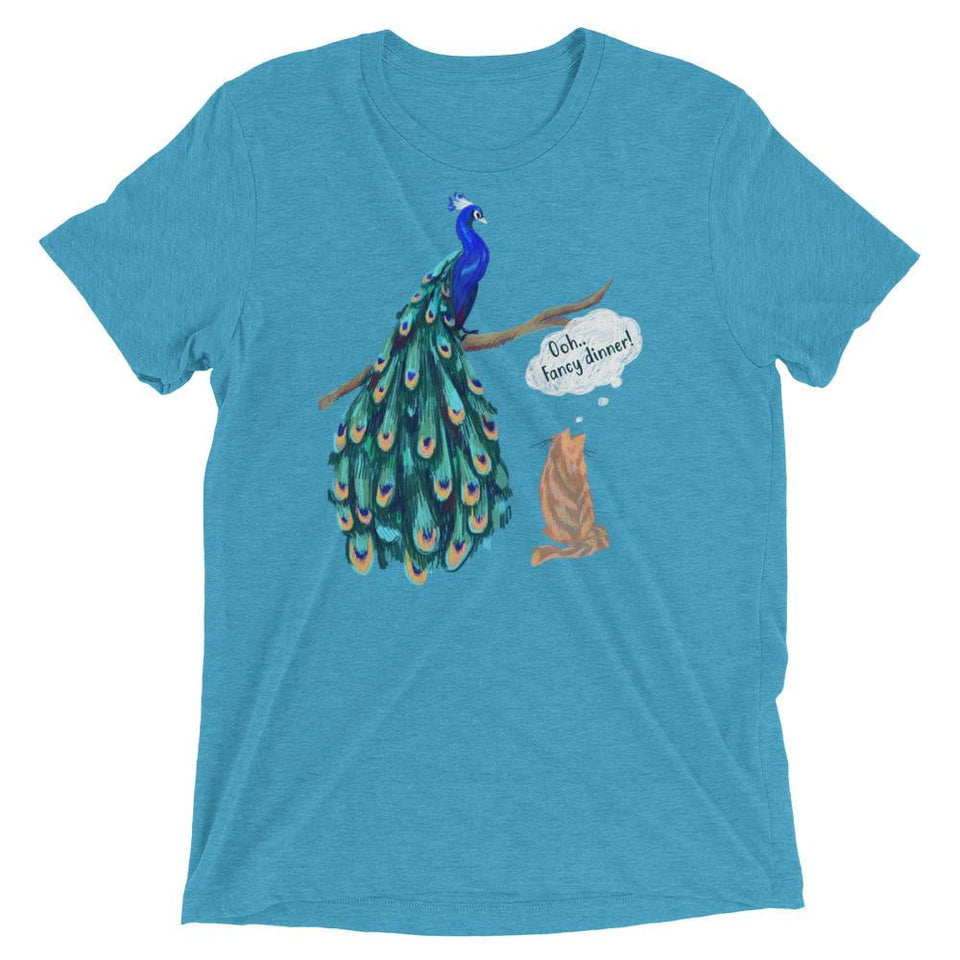 peacock T-Shirt for man