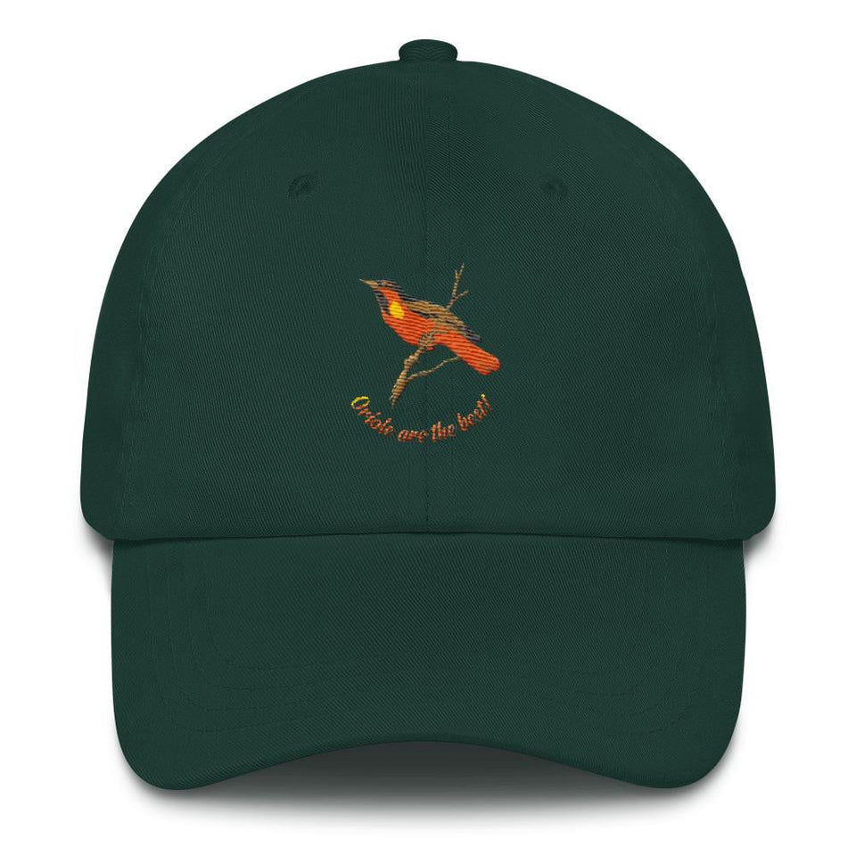 lovely bird women's hat