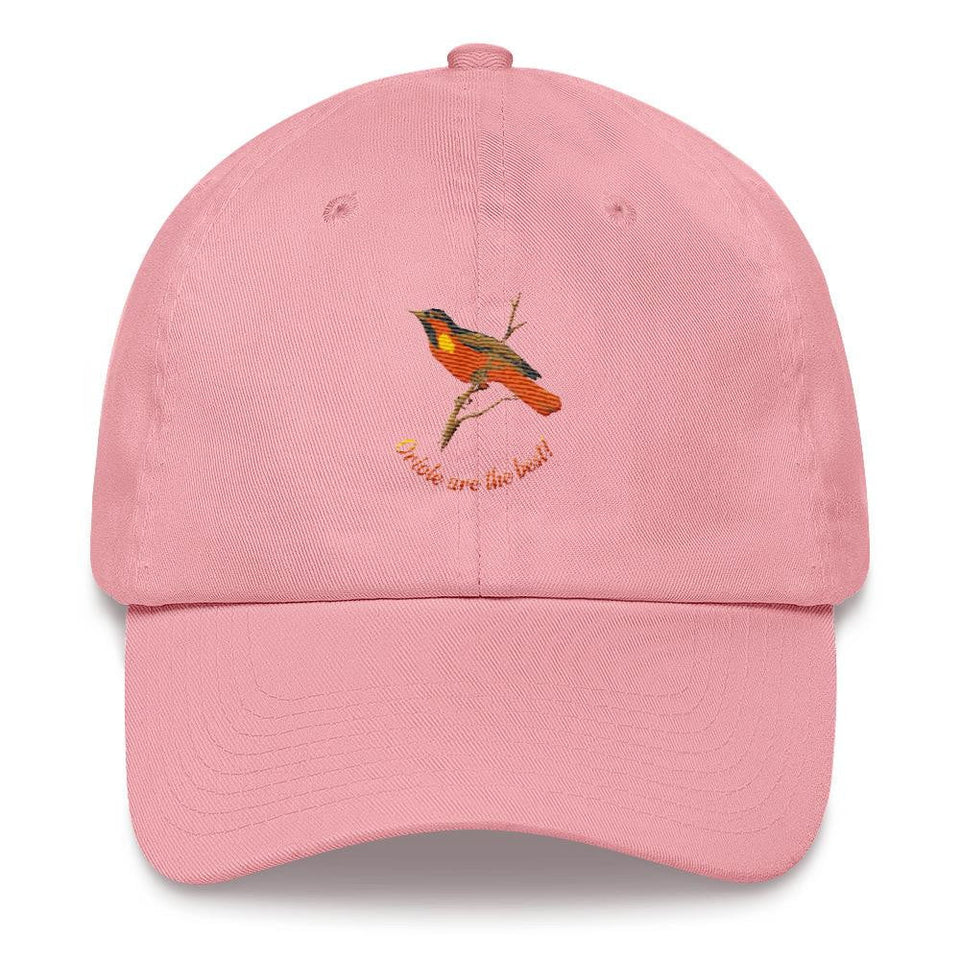 orioles dad hat