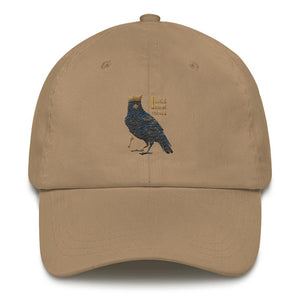 raven women's running hat