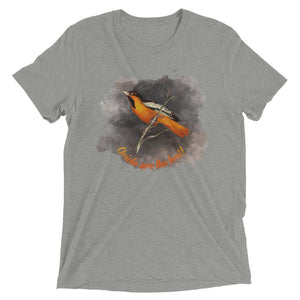 baltimore orioles t shirt grey