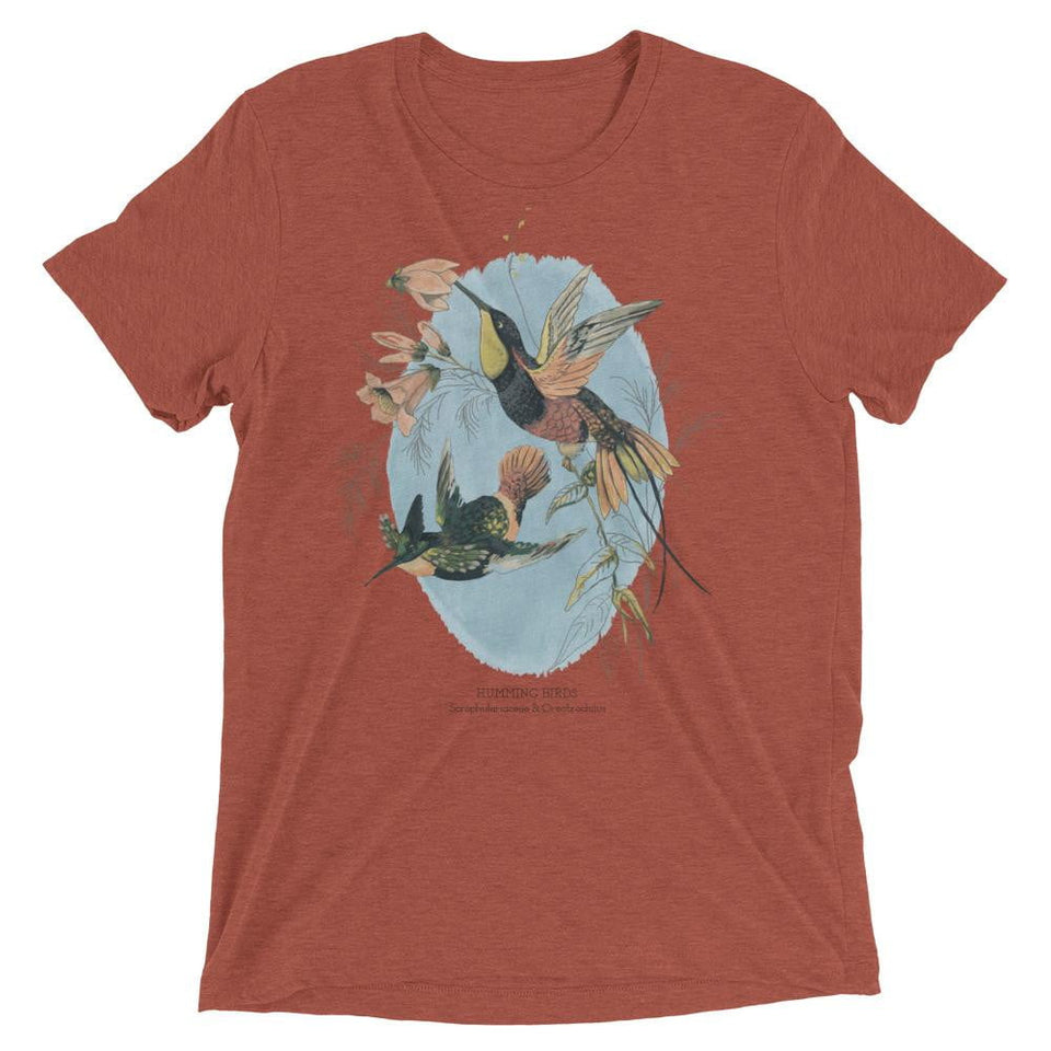 hummingbird tee shirt