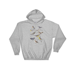 grey men's running pullover