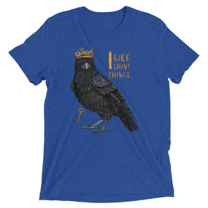 women's blue t shirt designs