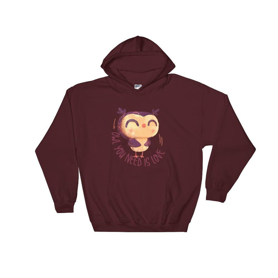 men's insulated hoodie
