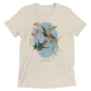 women's hummingbird t-shirts