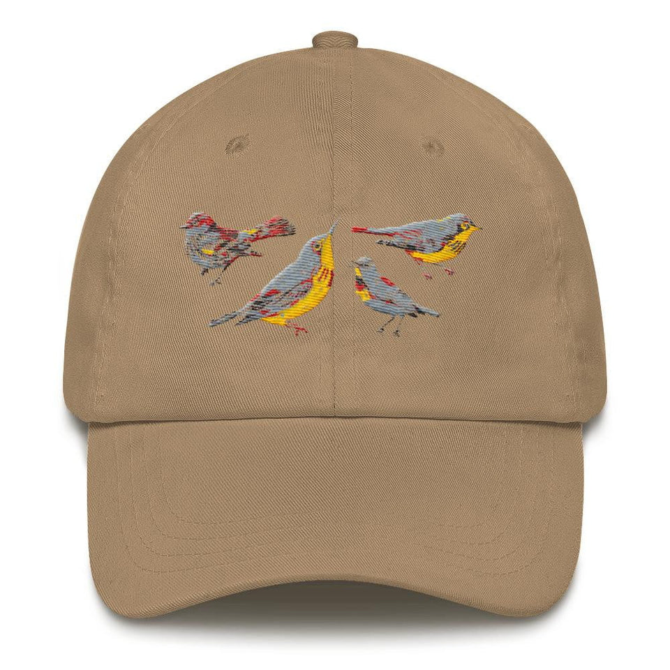 bird watcher hat