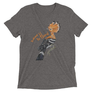 "Hoopoe ""It's All About The Haircut"" Women's T-Shirt"