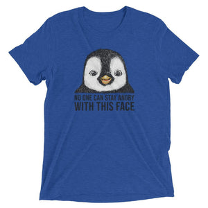 t shirt with penguin design