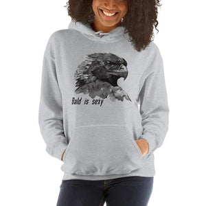 women's eagle hoodie pullover