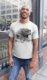 """Sexy Bald Eagle"" Men's T-Shirt"