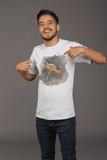 white oriole men t shirt