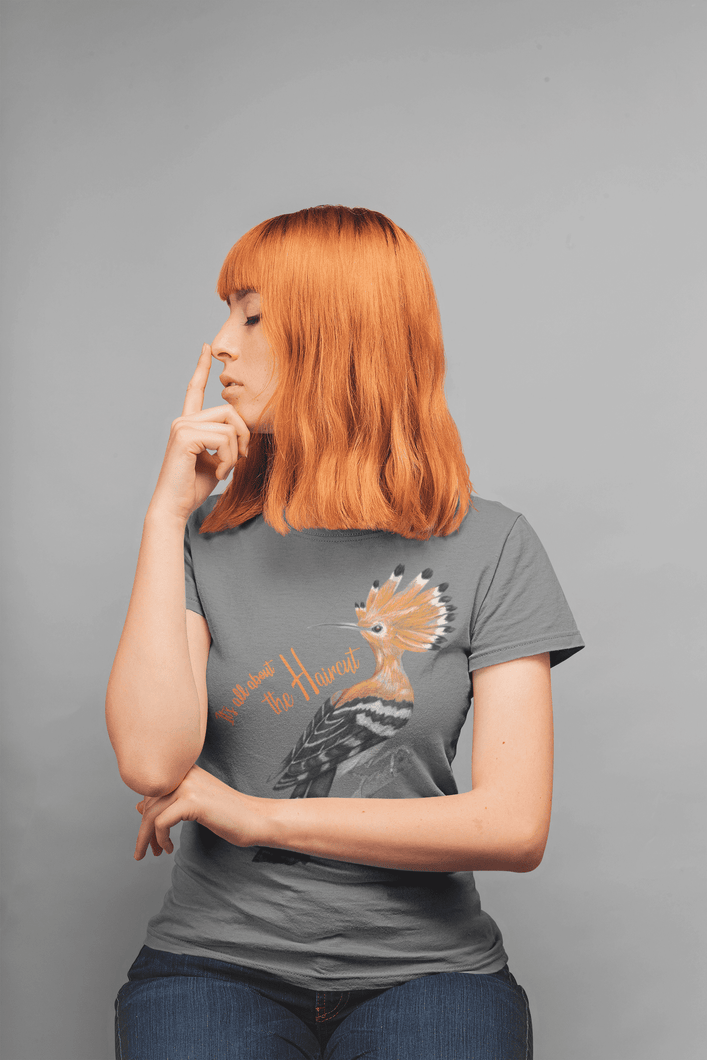 hoopoe t shirt design online