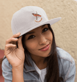 orioles baseball women hat