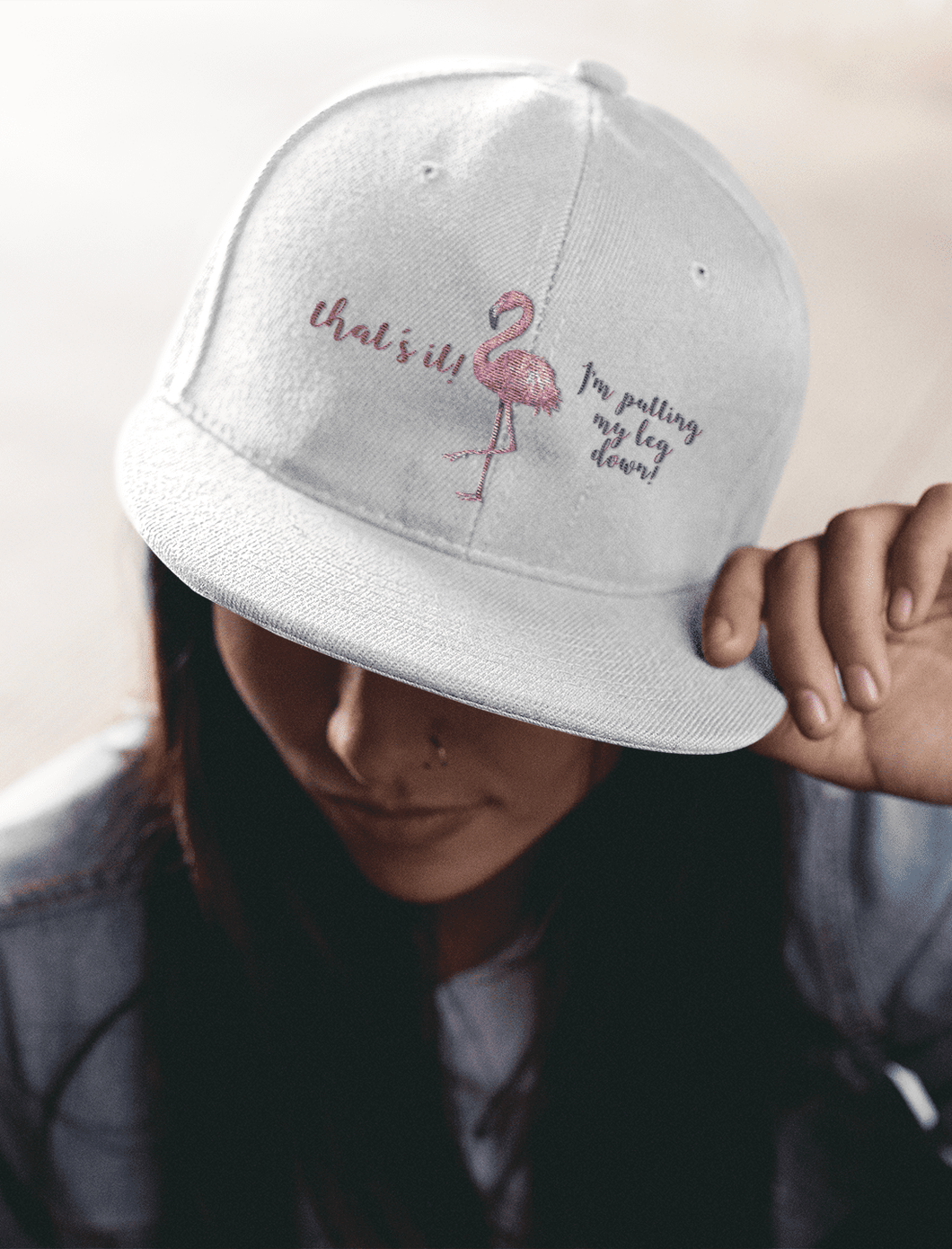 flamingo women's hat styles