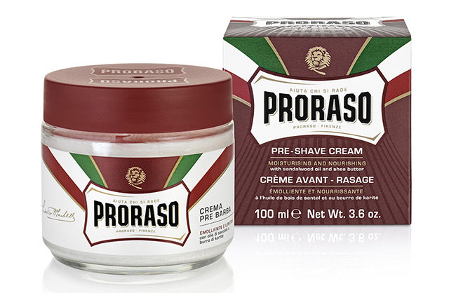 Proraso Nourish Pre & After Shave Cream